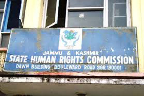 Jammu and Kashmir State Human Rights Commission (SHRC)
