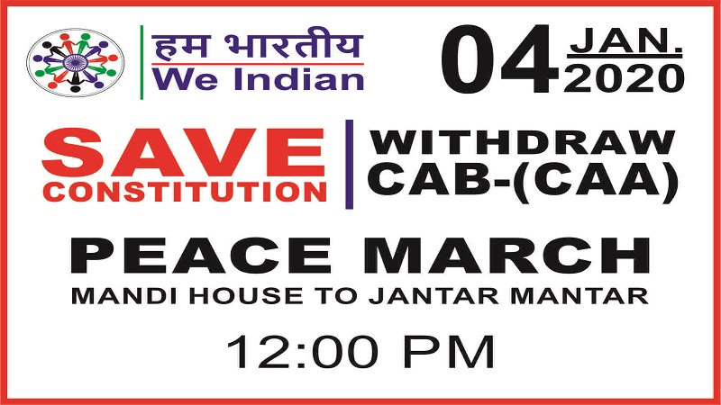 Peace March