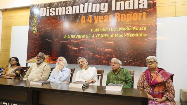 Dismantling India: A Four Year Report