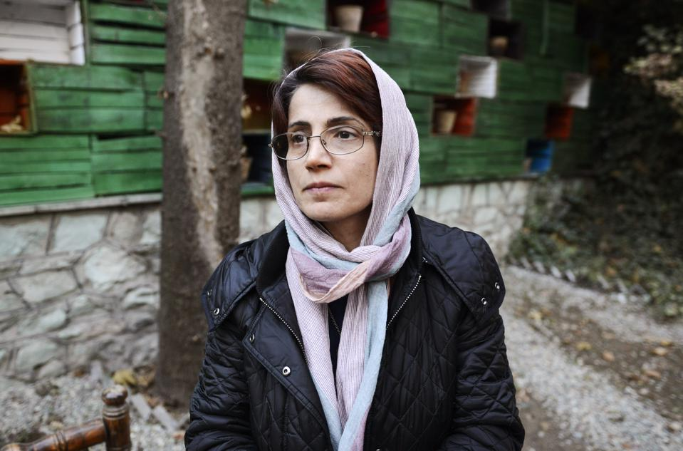 Nasrin: A documentary on an Iranian woman defending human rights