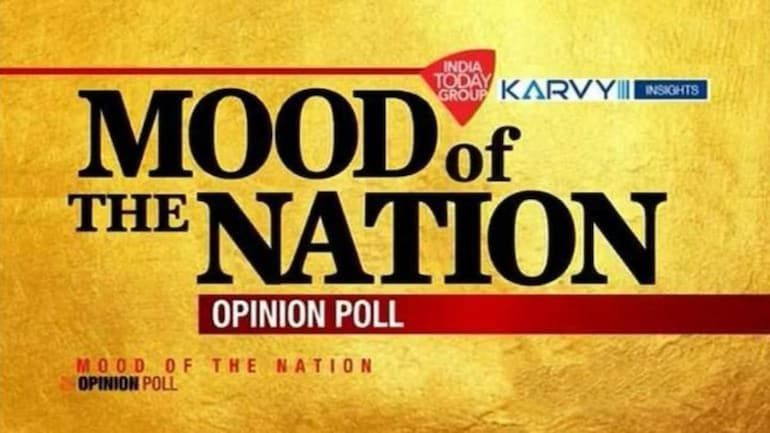 India Today's Mood of the Nation