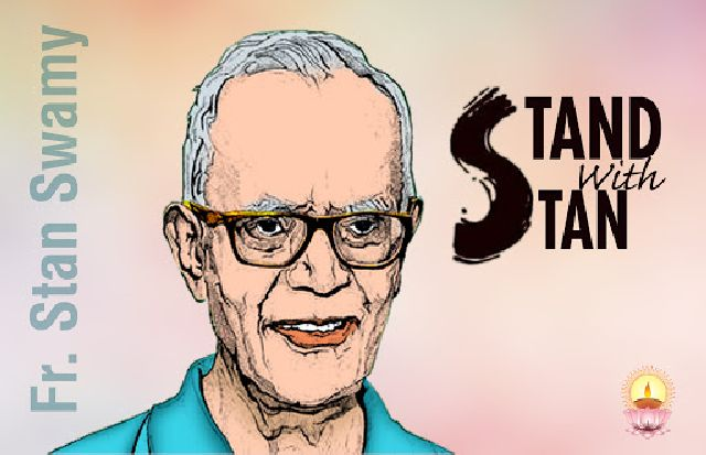 Stand with stan
