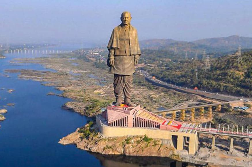 Gujarat tribals protest land grab around Statue of Unity