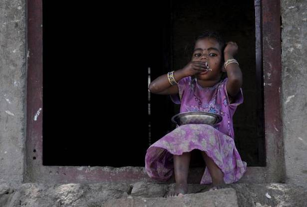 Malnutrition reduced in India