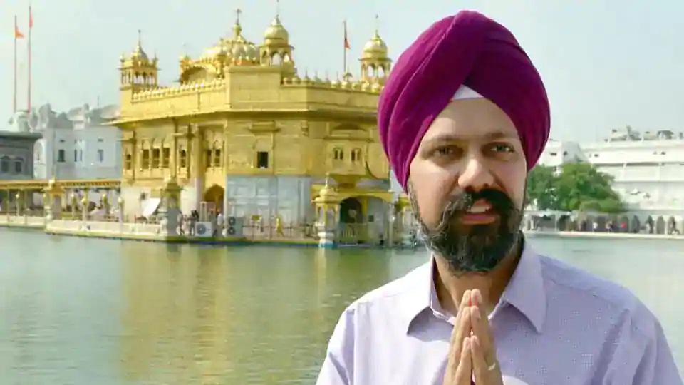 Labour Party Member of Parliament (MP) Tanmanjeet Singh Deshi