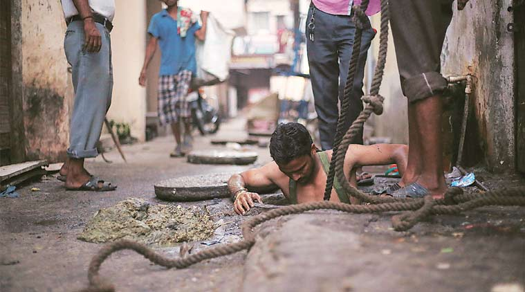 Manual Scavengers Act