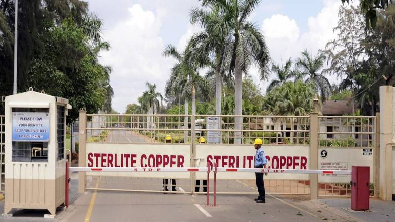 Sterlite plant to remain shut