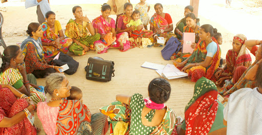 Self-Help Group (SHG) women