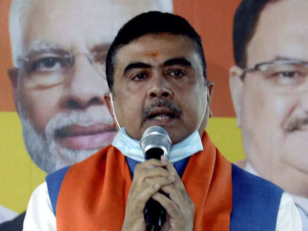 Suvendu Ahikari for communal speech