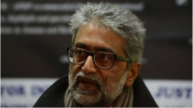Navlakha Moves Court to Quash FIR, Stay on Arrest Continues: Bombay