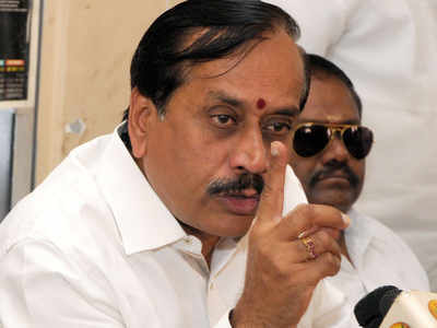 FIR against H  Raja for insulting police, judiciary in Tamil Nadu