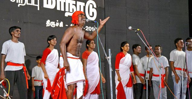 Sedition Charges Slapped on Activists in Tamil Nadu | SabrangIndia