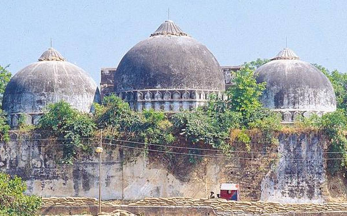 babri demolition