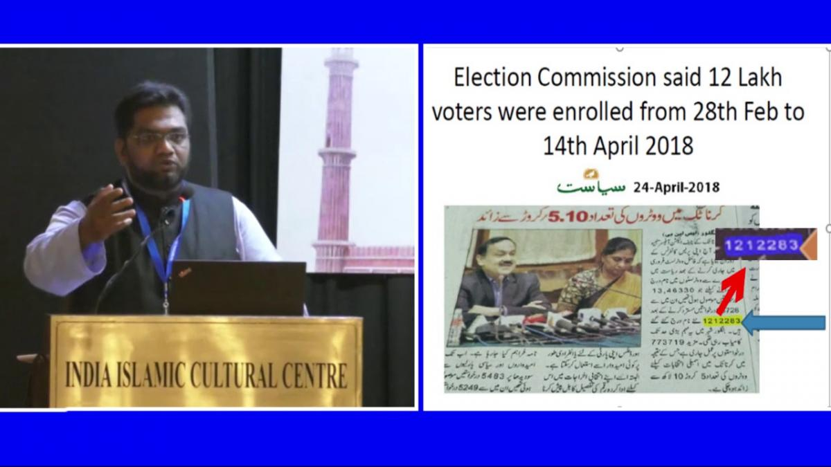 3 crore Muslims and 4 crore Dalits missing from voter lists 1