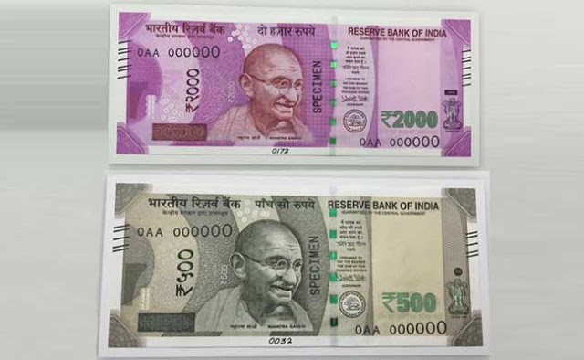 Are our Currency Notes being printed by Companies earlier