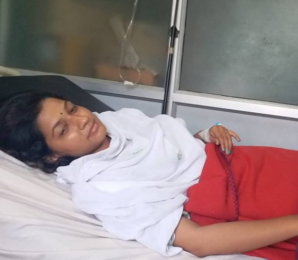 Exclusive: Pooja Shukla hospitalized, will continue her hunger