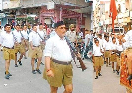Rss: Did RSS Really Participate In The Freedom Movement