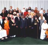 Millennium World Peace Summit, 2000