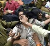 ABVP attack ramjas college