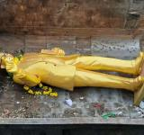 Ambedkar statue vandalise