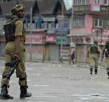 Jammu and Kashmir, Shopian mosque blast