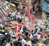 Dongri Wall Collapsed