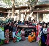 Adivasi women, TISS