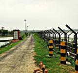 Indian bangla border