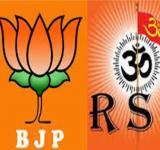 BJP RSS