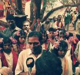 Vedanta,  Niyamgiri, Police lathi charge