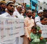 Attack on minorities