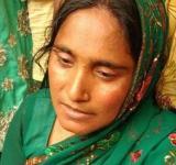 Mariyam Khatoon, widow of Alimuddin Ansari