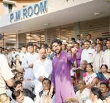 Dalit Protests Self Immolation