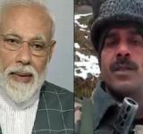 Modi and Tej Bahadur