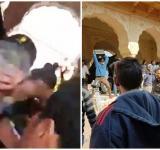 Sanjay leela Bhansali Attacked