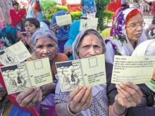 Bhopal Gas Tragedy Survivors