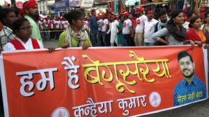 kanhaiaya Kumar