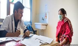 Doctors, Tuberculosis, Patients