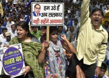 attack on dalits