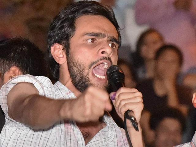 Image result for umar khalid