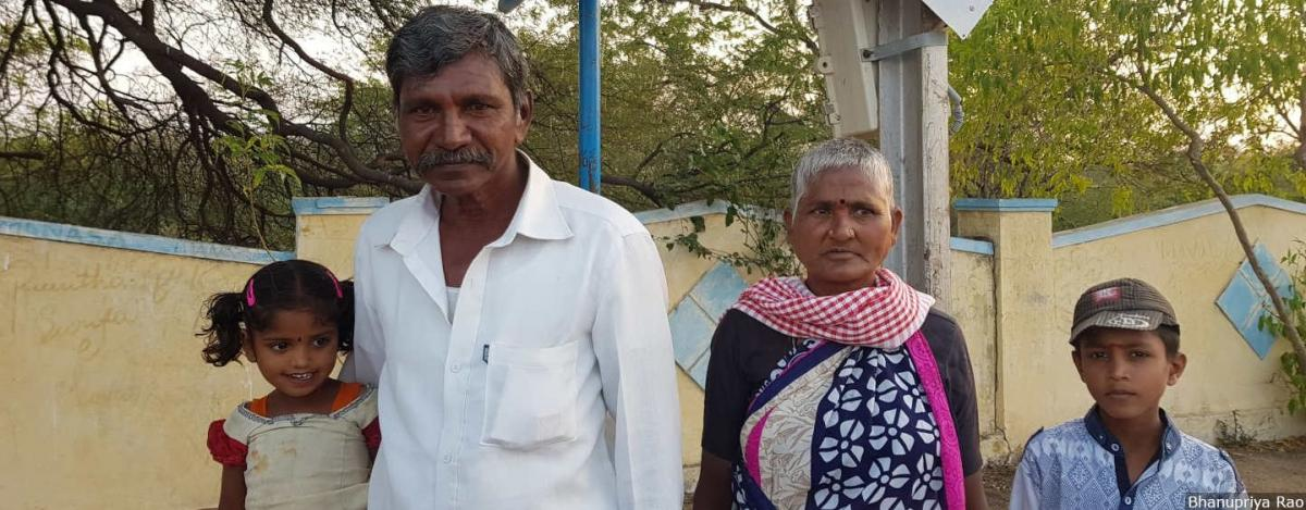 Losing Their Fields And All Hope, Andhra Farmers Turn Daily Wagers